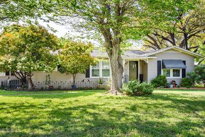 Kerrville Single Family Home For Sale: 137 West Lane