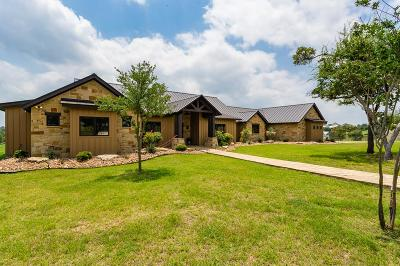 Fredericksburg Single Family Home For Sale: 486 Last Trail