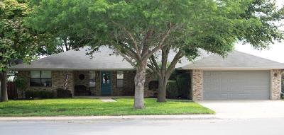Kerrville Single Family Home For Sale: 1813 Lois St