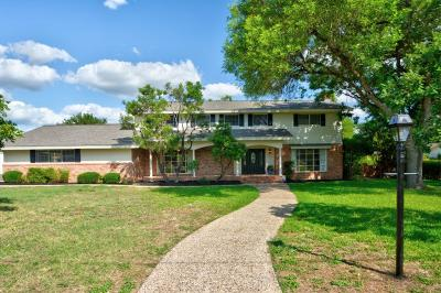 Kerrville Single Family Home For Sale: 243 Fairview Dr