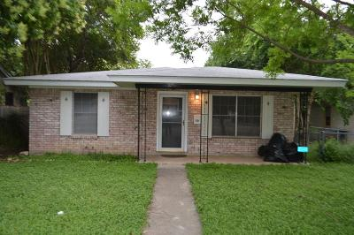 Single Family Home For Sale: 412 Florence St