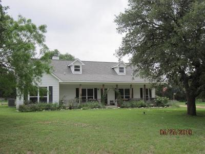 Kerrville TX Single Family Home For Sale: $449,000