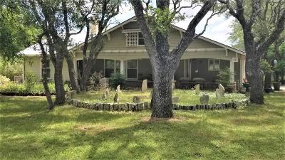 Kerrville TX Single Family Home For Sale: $495,000