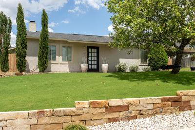 Kerrville Single Family Home For Sale: 112 Cardiff