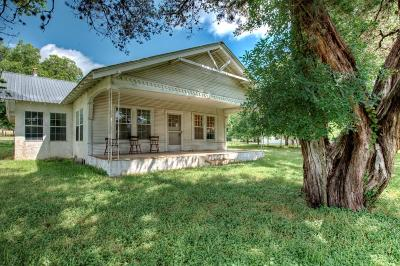 Kerrville Rental For Rent: 899 A Harper Rd
