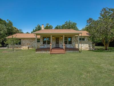 Kerrville Single Family Home For Sale: 1208 Jack Dr
