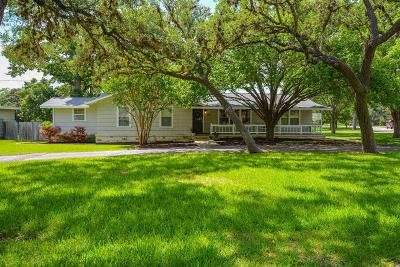 Kerrville Single Family Home For Sale: 324 Bobwhite