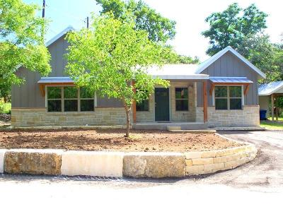 Kerrville Single Family Home For Sale: 1308 Cedar Dr