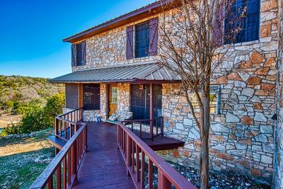 Kerrville Single Family Home For Sale: 194 Northwest Hills