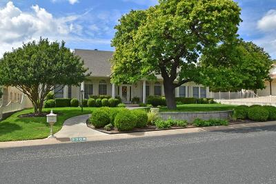 Fredericksburg Single Family Home For Sale: 2208 Amberstone