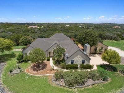 Kerrville Single Family Home For Sale: 1355 Landmark Lane