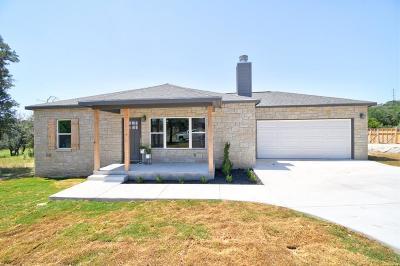 Kerrville Single Family Home For Sale: 119 Misty Ln