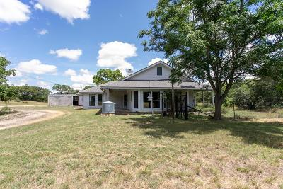 Blanco TX Single Family Home For Sale: $365,000