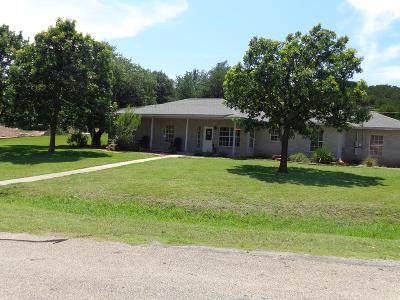 Kerrville Single Family Home For Sale: 103 Fannin Dr