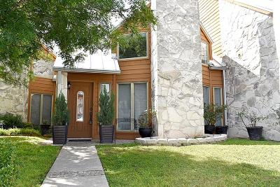 Kerrville Single Family Home For Sale: 805 Loop 534