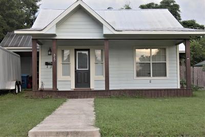 Kerrville Single Family Home For Sale: 317 Everett St