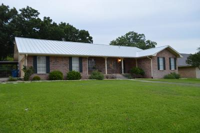 Single Family Home For Sale: 708 Overhill Dr