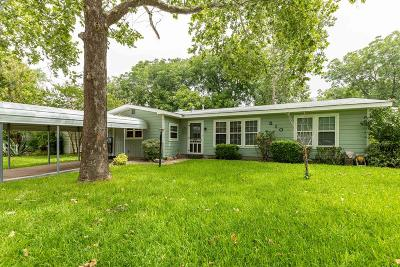 Kerrville Single Family Home For Sale: 510 Leland St