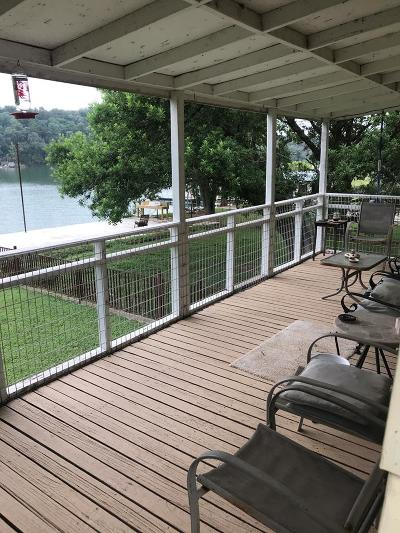 Bandera Single Family Home For Sale: 265 Lakeshore Dr