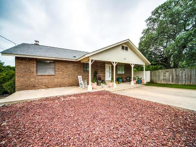Kerrville Single Family Home For Sale: 135 Fallow Dr
