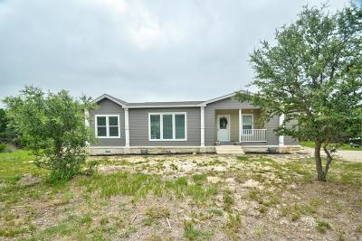 Kerrville Single Family Home For Sale: 201 Marshall Dr