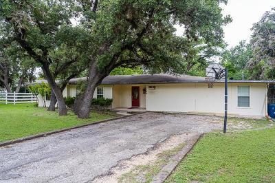 Kerrville Single Family Home For Sale: 1509 Glen Rd