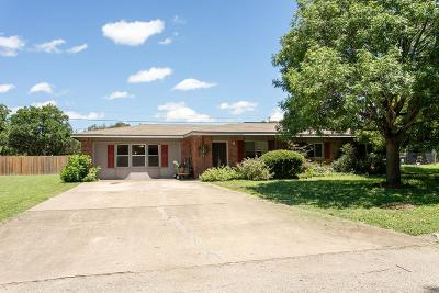 Kerrville Single Family Home For Sale: 1614 Silver Saddle Dr