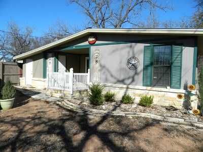 Kerrville Rental For Rent: 3412-B Riverside Dr