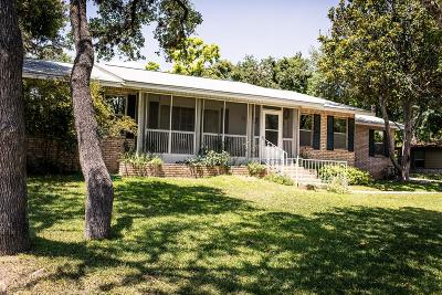 Kerrville Single Family Home For Sale: 118 West Lane