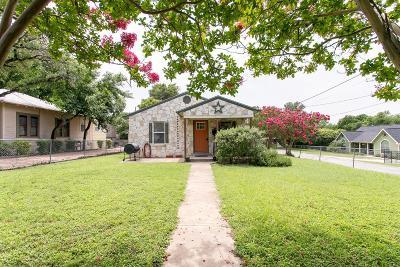 Kerrville Single Family Home For Sale: 1501 Jefferson St