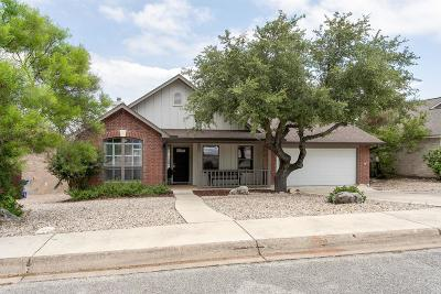 Kerrville Single Family Home For Sale: 645 Oak Hollow Dr