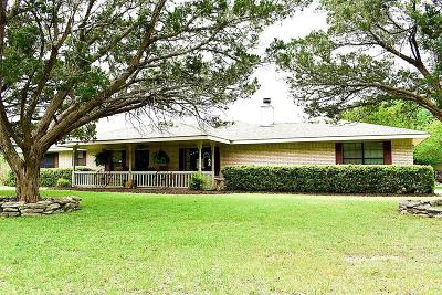 Kerrville Single Family Home For Sale: 282 Pleasant View