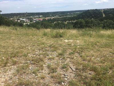 Kerrville Residential Lots & Land For Sale: 2129 Vista Ridge Dr