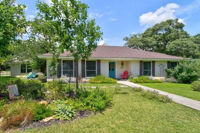 Kerrville Single Family Home For Sale: 1212 Oriole Dr