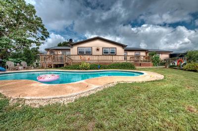 Kerrville Single Family Home For Sale: 112 Mountain Ridge Spur