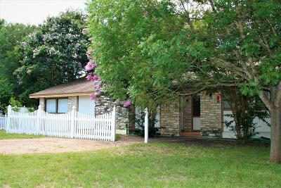 Kerrville Single Family Home For Sale: 2233 Rock Creek Dr