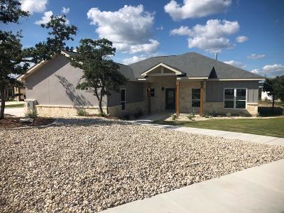 Kerrville Single Family Home For Sale: 128 Yorktown Blvd