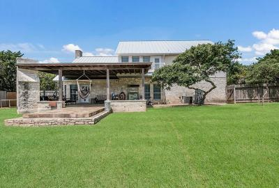Kerrville Single Family Home For Sale: 185 Fannin Dr