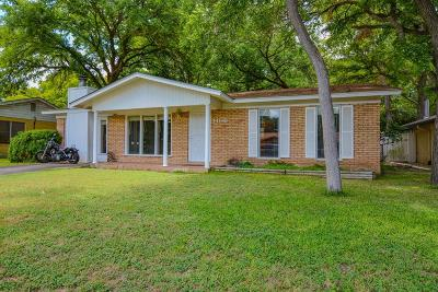 Kerrville Single Family Home For Sale: 1106 Donna Kay Dr