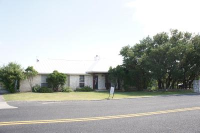 Kerrville Single Family Home For Sale: 440 Rim Rock Rd