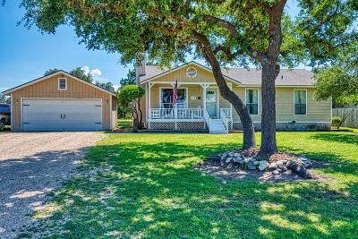 Kerrville Single Family Home For Sale: 122 Sun Haven