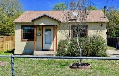 Kerrville Single Family Home For Sale: 1216 North St
