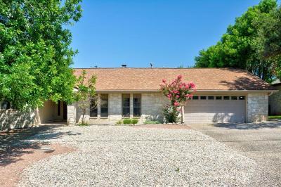 Kerrville Single Family Home For Sale: 428 West Crest Dr