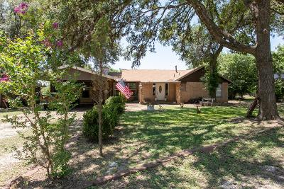 Kerrville Single Family Home For Sale: 128 Oak Way