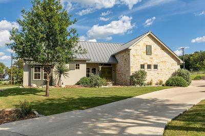 Kerrville Single Family Home For Sale: 3200 #18 Pinnacle Club Dr