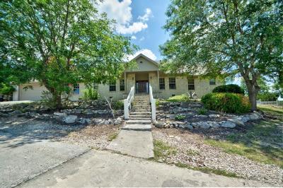 Kerrville Single Family Home For Sale: 226 Northwest Hills
