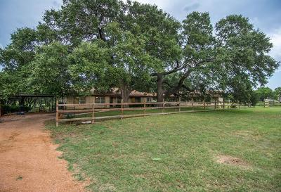 Fredericksburg TX Single Family Home For Sale: $549,000