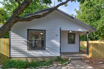 Fredericksburg Single Family Home For Sale: 305 Shaw Ave