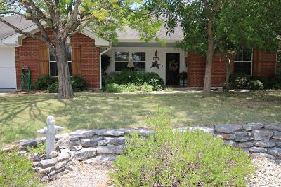 Kerrville Single Family Home For Sale: 1819 Summit Ridge Dr