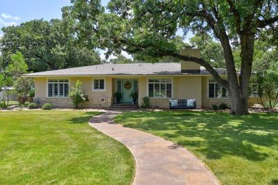 Kerrville Single Family Home For Sale: 1235 Virginia Dr